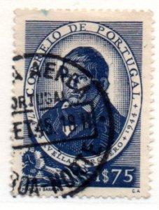 PORTUGAL 641 USED SCV $2.75 BIN $1.00 RELIGION