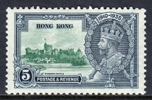 Hong Kong - Scott #148 - MH - Pencil on reverse - SCV $10