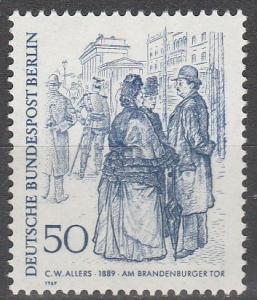 Germany #9N274 MNH VF  (V2258)