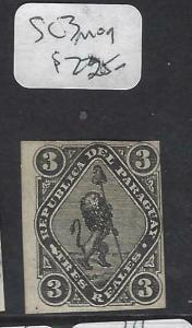 PARAGUAY  (P0203B)   LION SC 3    MOG