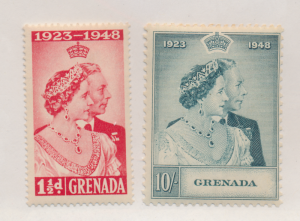 Grenada Stamps Scott #145 To 146, Mint Hinged - Free U.S. Shipping, Free Worl...