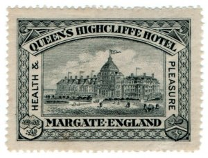 (I.B) Cinderella : 4th Philatelic Congress (Margate 1912)