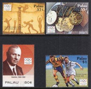 Palau 771-774 Olympics MNH VF