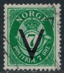 Norway #224  CV $10.00