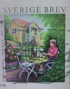Sweden Scott Cat #2511b