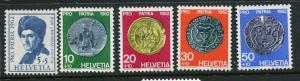 Switzerland #B313-7 Mint