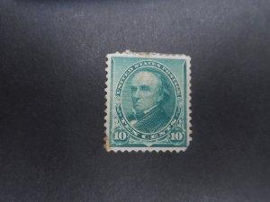 U.S. # 226 VF Mint
