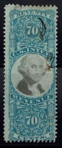 United States SC# R117 - Pen Cancel -  Lot 011016