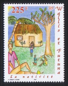 Wallis and Futuna Christmas SG#772 SC#536