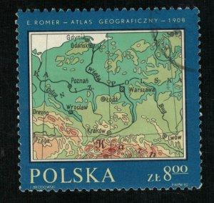Atlas, Poland, 8 ZL, MNH (T-6513)
