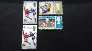Great Britain 1966 Football World Cup - England Mint