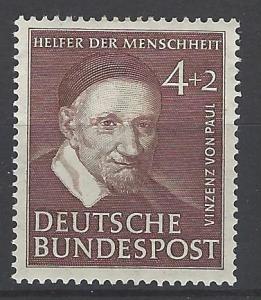 Germany Bund Scott # B320, mint hr