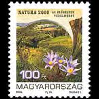 HUNGARY 2004 - Scott# 3917 Nature Set of 1 NH