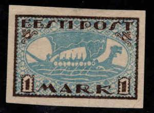 Estonia Scott 34 MH* from 1919-1920 set