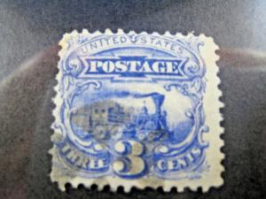 U.S. SCOTT #114     Used    (kb114)
