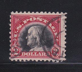United States 547 U Benjamin Franklin (B)