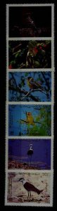 Jordan 1285-90 MNH Birds SCV14.70