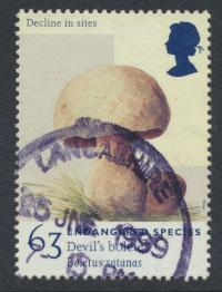 Great Britain SG 2020 Used    - Endangered Species