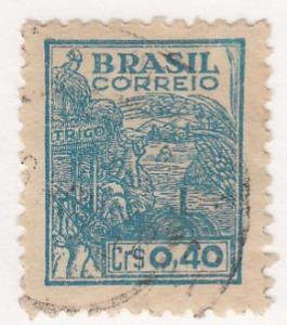 Brazil, Scott # 661 (2), Used