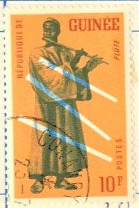 GUINEA - #242 - USED -1962 - Item GUINEA001