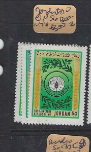 JORDAN  (PP3101BB)    UN       SG  1300-2    MNH