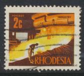 Rhodesia   SG 440  SC# 276  Used  defintive 1970  see details