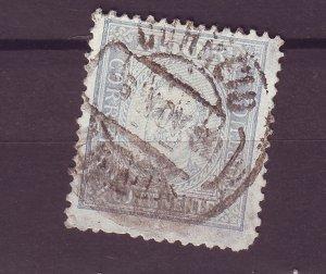 J25485 JLstamps 1892-3 portugal used #72 king