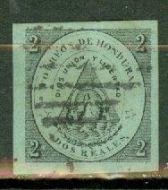 M: Honduras 1 used CV $250