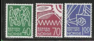 NORWAY, 557-559, H,CITIZENS
