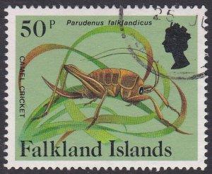 Falkland Islands Sc #399 Used; Mi #402