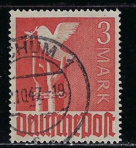 Germany AM Post Scott # 576, used