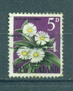 New Zealand sc# 339 used cat value $.25