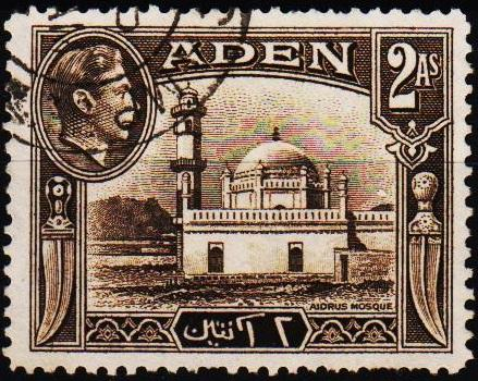 Aden.1939 2a  S.G.20 Fine Used