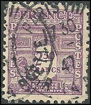 France - 476E - Used - SCV-0.90