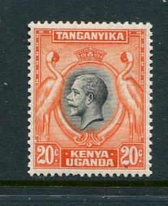 Kenya Uganda #50 Mint