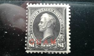 Guam #12 mint hinged e194.3951