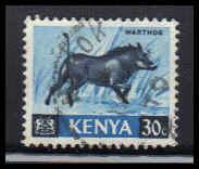 Kenya Used Very Fine ZA4495