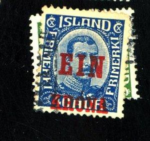 ICELAND 139 150 USD FVF Cat $49
