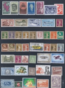 45 WW MINT STAMPS AT A LOW PRICE LOOK!!!