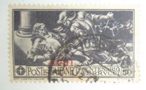 1930 Italy - Rhodes, Scott #26 w/Rodi Overprint Free US Shipping