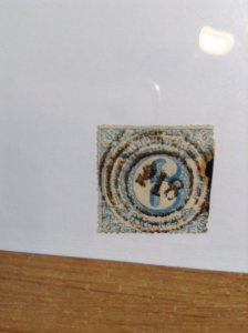 Germany  (Thurn & Taxis) SC #58   Used