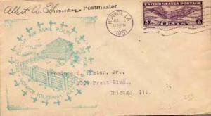 United States, First Flight, Louisiana