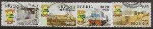 Nigeria 691-694 u