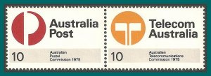 Australia 1975 Telecom, MNH  617b ,SG600ba