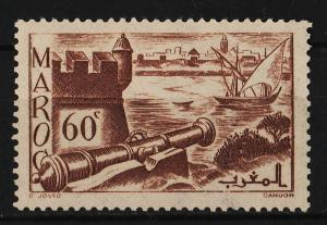 French Morocco 1939/1942 City Views $ 60 (1/37) USED