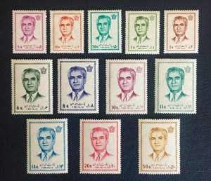 Middle East,worldwide,old Stamps,13th Definitive