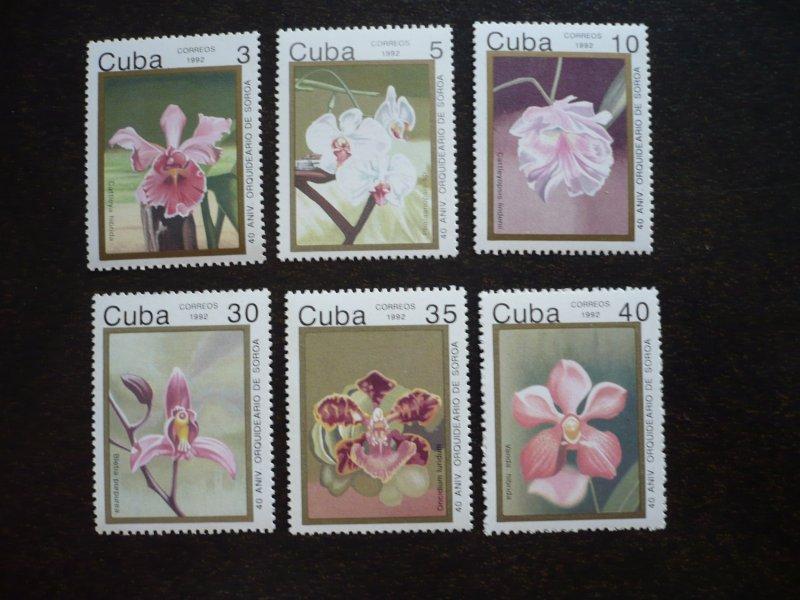 Stamps - Cuba - Scott# 3422-3427 - MNH Set of 6 stamps