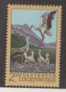 Liechtenstein Scott #1268 Stamp - Mint NH Single