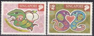 San Marino #964-5  MNH CV $3.00