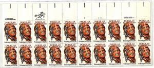 2088 Mint,OG,NH... Plate Block of 20... SCV $12.50